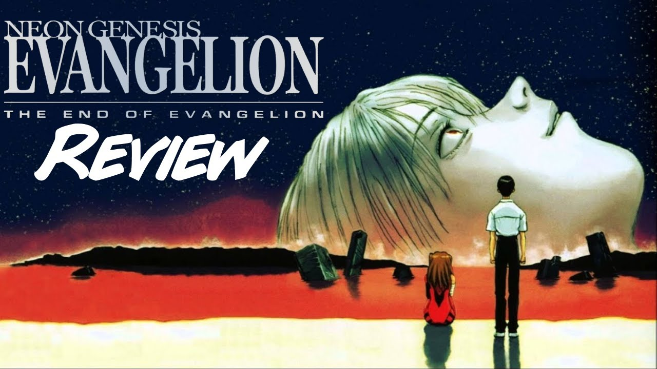 End Of Evangelion Review Youtube
