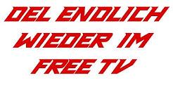 Servus- DEL endlich wieder im Free TV !!!