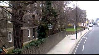 London Bus Journey  from Ealing to Westmister via Hammersmith, Fulham and Chelsea. MUST SEE