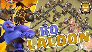 BoLaLoon Top TH 11 3 Star Attack Strategy for Anti 3 Star Base Designs | Clash of Clans