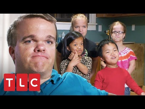 Momentos en familia con los Johnston | Una gran familia | TLC Latinoamérica