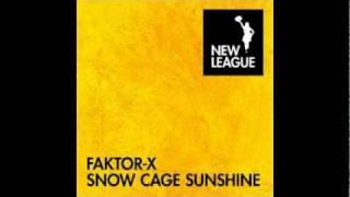 Faktor-X - Shiny Cage