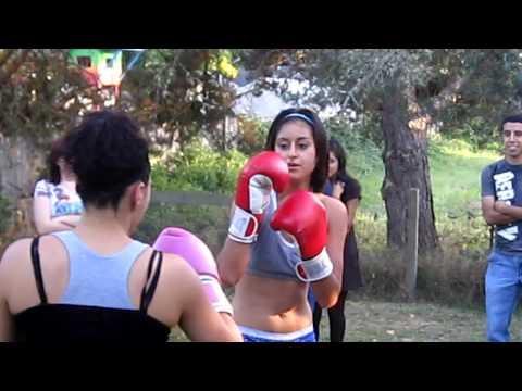 catfight boxing