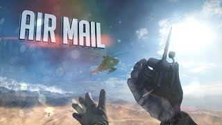 Air mail | Only in Battlefield