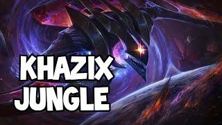 Kha'Zix Jungle Gameplay - Patch 9.19 (League of Legends Gameplay)