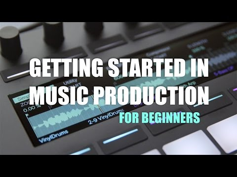 Getting Started in Music Production for Beginners [Episode 1] - DAW Software