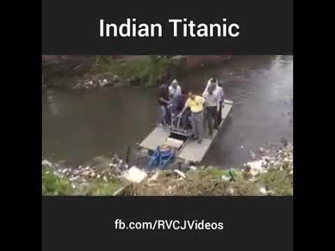 The real titanic