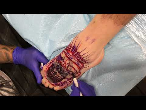 CUT THE FOOT OFF TATTOO NIGHTMARE Ep3