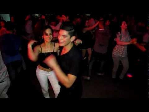 Comadreja Salsa Congress 2012 ~ Social ~ Antonella Bosco & Ricardo Vega (Hermano)