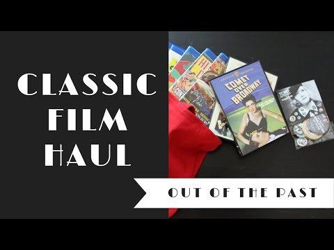 Classic Film Haul (1)