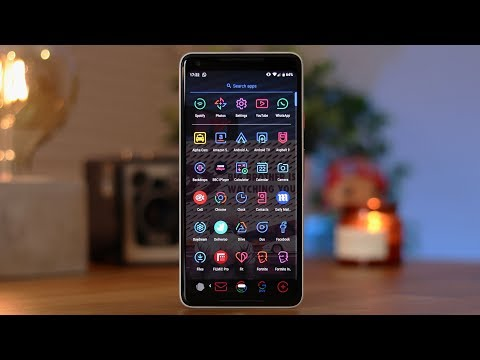 Top Android Icon Packs! (January 2019)