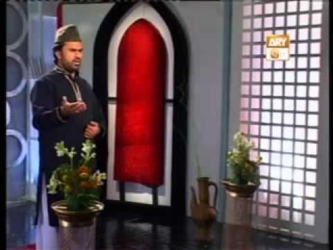 Urdu Naat (Kash wo chehra meri ankh nay dekha hota) Syed Zabeeb Masood in Qtv