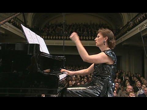 MŪZA Rubackytė. Krzysztof Penderecki - Concerto Resurrection for piano and orchestra