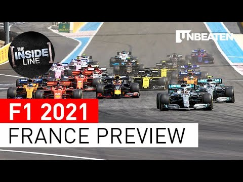 Who's going to win the 2021 #FrenchGP at Paul Ricard?