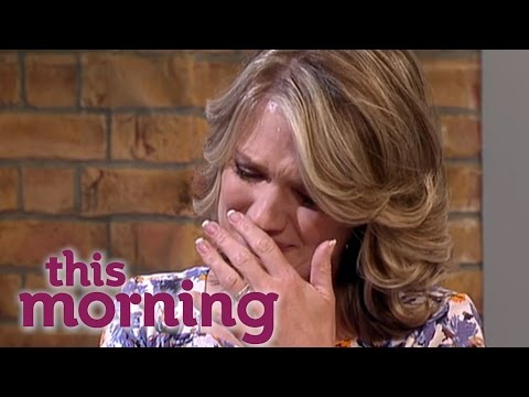 Charlotte Hawkins Describes Heartbreak Of Motor Neuron Disease | This Morning