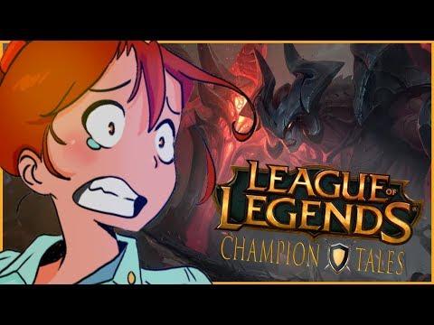 League of Legends Champion Tales   Aatrox thumbnail