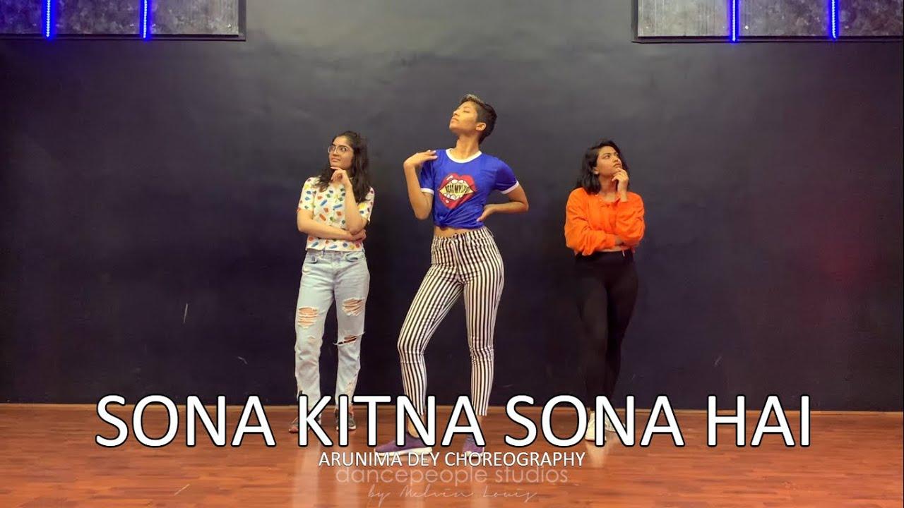 Sona Kitna Sona Hain | Hero No. 1 | dancepeople | Arunima Dey Choreography