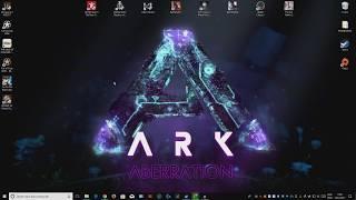 Instalar ARK Survival Evolved Aberration PT-BR PC