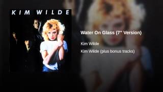 "Water On Glass (7"" Version)"