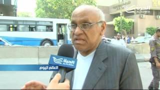 الحكومة المصرية تقول إنها ستقدم للمحكمة الادارية وثائق تثبت سلامة مستندات جزيرتي تيران وصنافير
