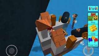 I Built The Best Boat!!!: Roblox Build A Boat To Get Treasure