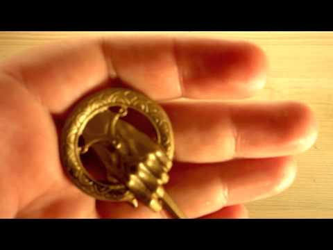 """Game of Thrones: Hand of the King Pin / Brooch (HBO Dark Horse) Unboxing and Review """"Best Man Gift""""?"""