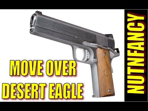The Next Desert Eagle? Coonan 1911