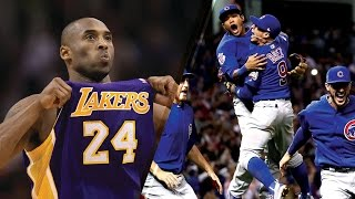 Year in Review: Top Sports Moments of 2016