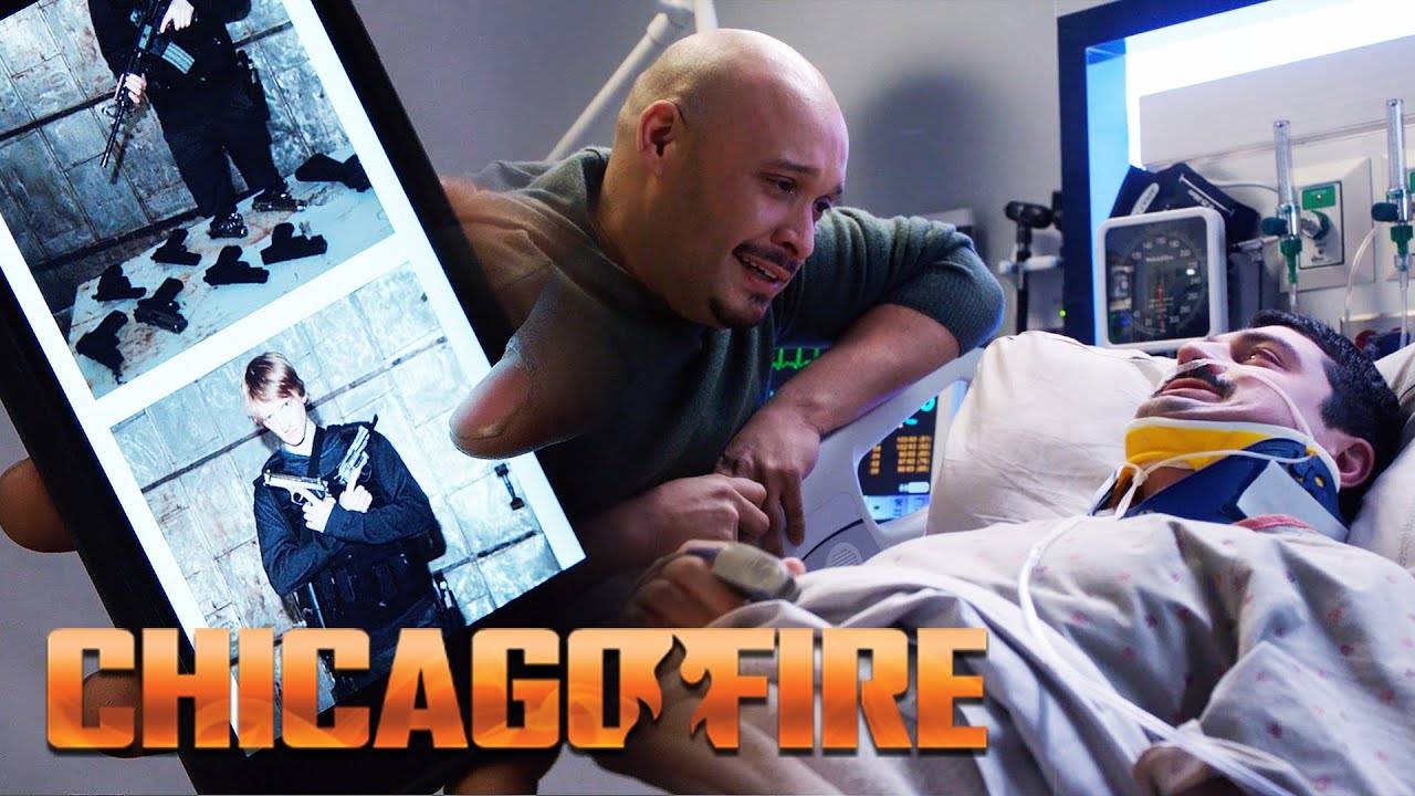 Will Otis Walk Again? | Chicago Fire
