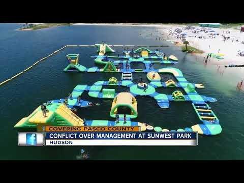 Pasco's SunWest Park Could Soon Be Handed Back Over To The County After Concerns Over Conditions