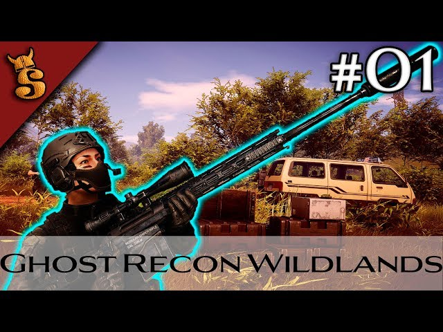 I'm a Ghost, Boo! | Ghost Recon Wildlands #01