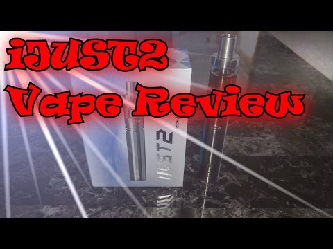 iJUST2 kit by Eleaf - Vape Review