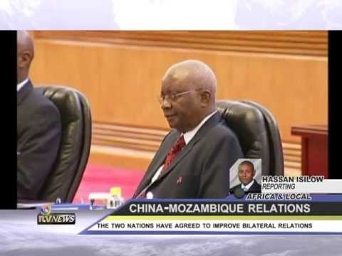 China-Mozambique relation