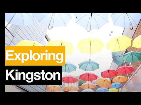 Exploring Kingston | Kingston University International Study Centre