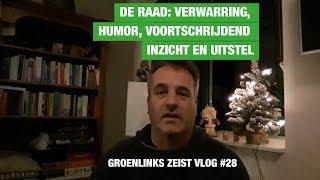 Vlog 28 over verwarring, humor, voortschrijdend inzicht en uitstel.