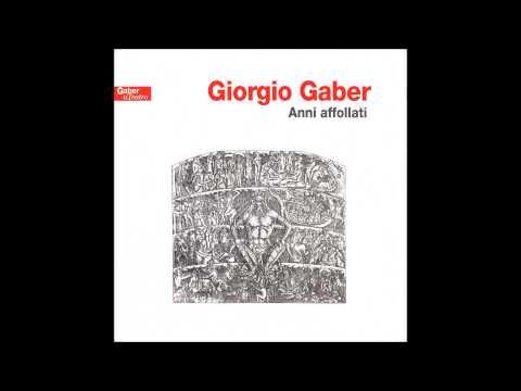 Giorgio Gaber - Gildo (3 - CD1)