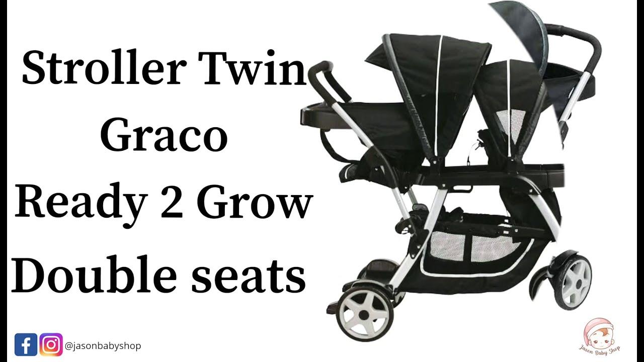 Graco Double Stroller Ready To Grow - Stroller