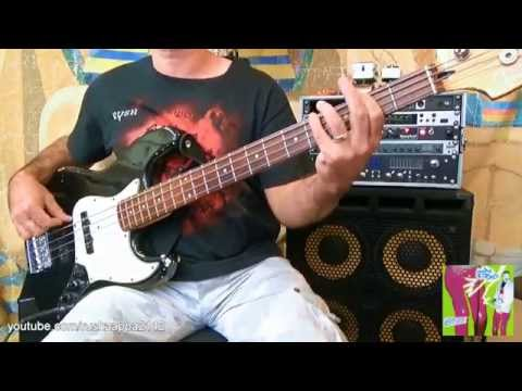 Beck - Sexx Laws - Bass Cover - Bassline - Justin Meldal-Johnsen