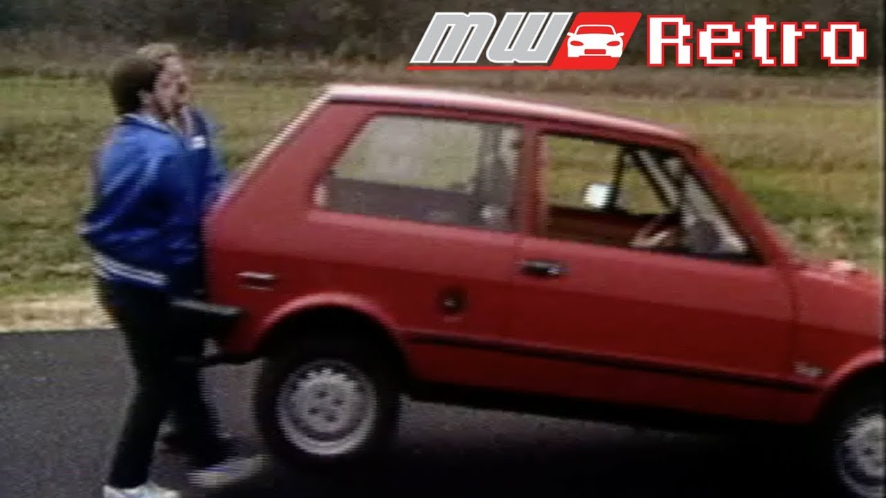 MotorWeek | Retro Review: '87 Yugo GV and '87 Hyundai Excel