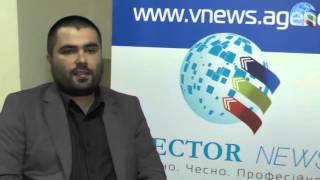 Фазыл Амзаев, глава Информационного офиса «Хизб ут-Тахрир» в Украине