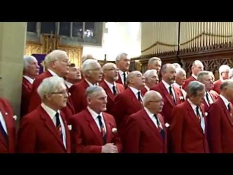 Songs from the First World War sung  Steeton MVC