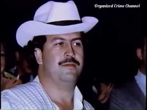 Pablo Escobar Biography | The Rise & Fall of Pablo Escobar El Patron Medellin Cartel Documentary
