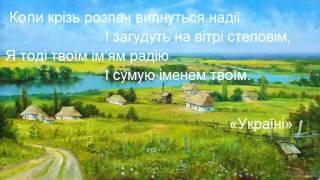 ''Українські береги Василя Симоненка'' (буктрейлер)