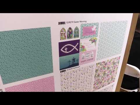 Photoplay Paper | Easter Joy Collection | Creativation 2019