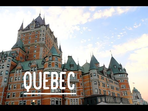 Trip to Quebec and Montreal - Travel guide
