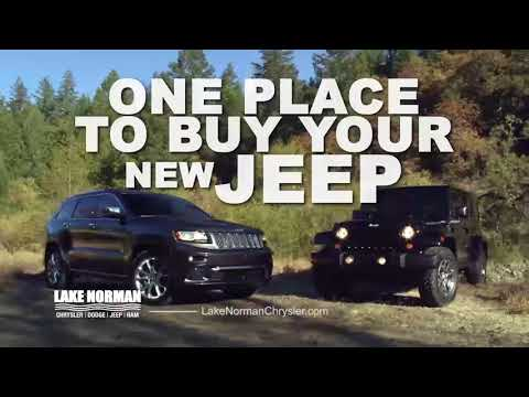 The Summe of Jeep at Lake Norman Jeep