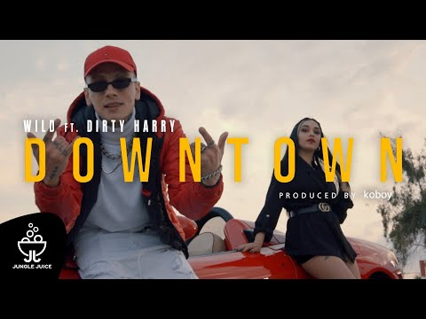 Wild - DOWNTOWN (Explicit) ft. Dirty Harry