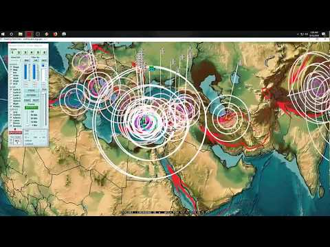 9/12/2018 -- Earthquakes spreading now -- Europe, Nepal, Central America -- ALL HIT WITHIN HOURS