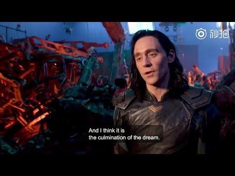 Avengers: Infinity War | Evolution of Loki