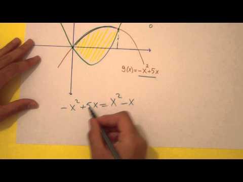 İntegral 7 Alan Hesabı Şenol Hoca Matematik